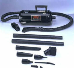 Central Vacuum Motors